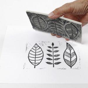 Lino és bélyegző készítő lapok